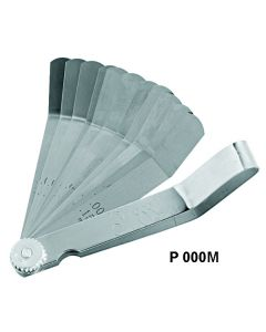 BENT FEELER GAUGE SETS - P J000M