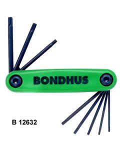 TORX FOLD UP SETS - B 12632