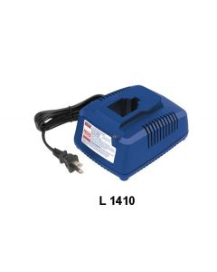 BATTERY OPERATED GREASE GUN BATTERY CHARGERS - L 1410