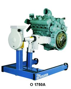 REVOLVER DIESEL ENGINE STANDS - O 1750A