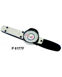 DIAL TYPE TORQUE WRENCHES - P J6168F