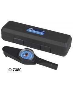 DIAL TYPE TORQUE WRENCHES - O 7380