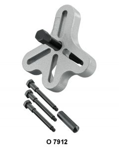GM CRANKSHAFT BALANCER PULLER KIT & ADAPTER SETS - O 7911