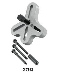 GM CRANKSHAFT BALANCER PULLER KIT & ADAPTER SETS - O 7912