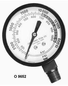 PRESSURE GAUGES - OTC 9658