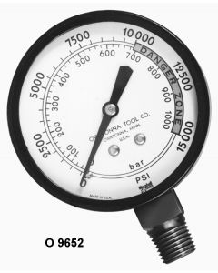 PRESSURE GAUGES - OTC 9659