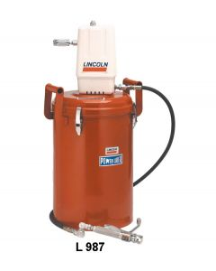 """AIR OPERATED SEALED"""" GREASE PUMPS - L 987"""