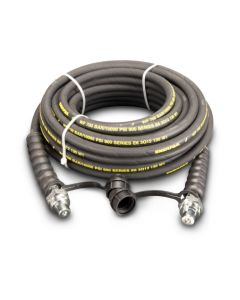 6 Ft Heavy-duty Rubber High Pressure Hydraulic Hose - EN HC9206