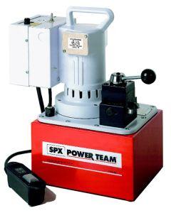 SPX POWER TEAM ELEC HYDRAULIC PUMP - PE553