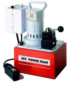SPX POWER TEAM ELEC HYDRAULIC PUMP - PE554