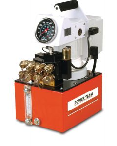 TORQUE WRENCH HYDRAULIC ELECTRIC PUMPS - T PE55TWP