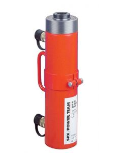 DOUBLE ACTING CENTER HOLE CYLINDERS - T RH306D